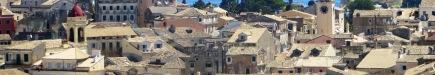 Corfu Town Rooftops
