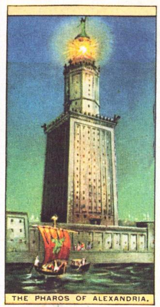 Lighthouse at Alexandria