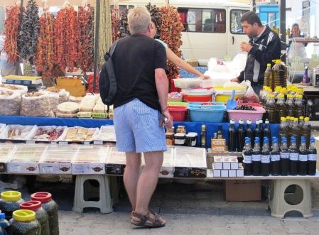 Market Shopping Turkey