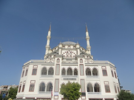 Didim Turkey Mosque