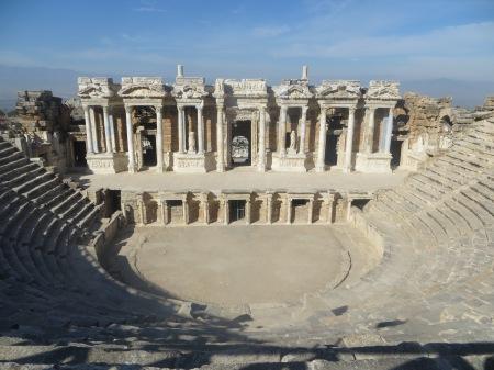 Hierapolis Pamukkale Turkey