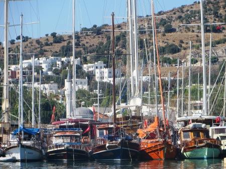 Bodrum Harbour