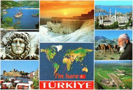 Turkey Postcard 1 (2)