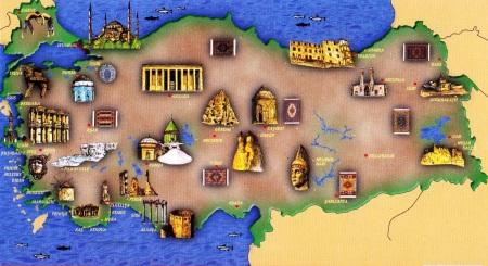 Turkey Postcard 3