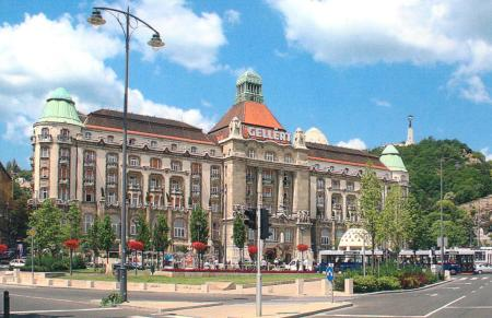 hotel Gellert Budapest
