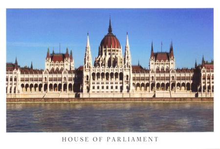Budapest The Parliament Building