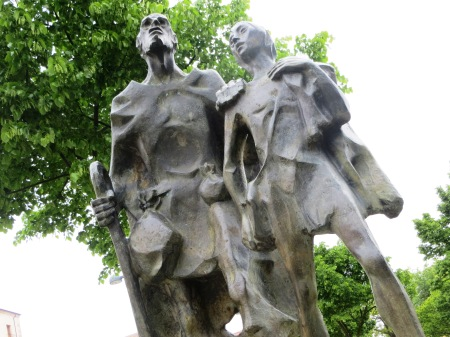 Pilgrims Way of Saint James