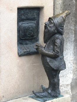 Wroclaw Dwarf