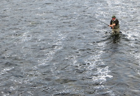 Salmon Fisherman Galway