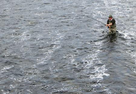 Salmon Fisherman Galway
