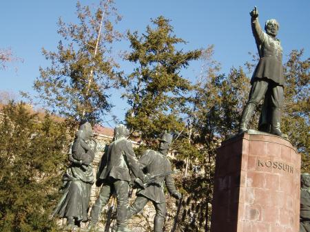 Louis Kossuth Budapest