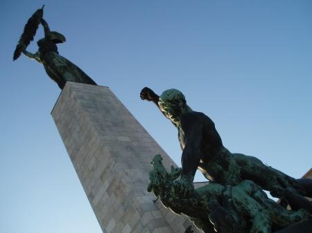Gellért Hill Liberty Monument