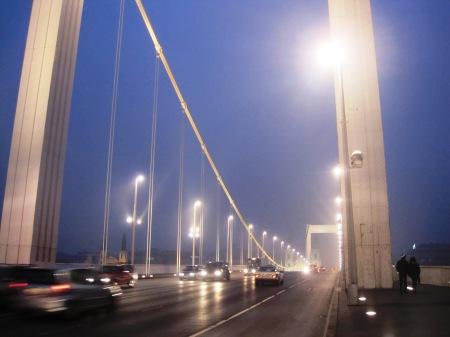 Elizabethh Bridge, Budapest