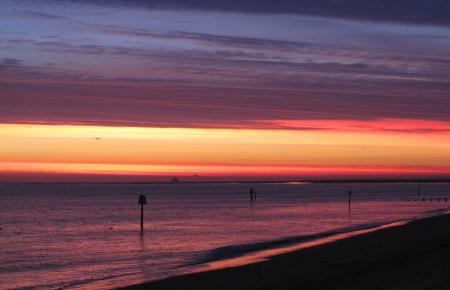 East of England Sunrise