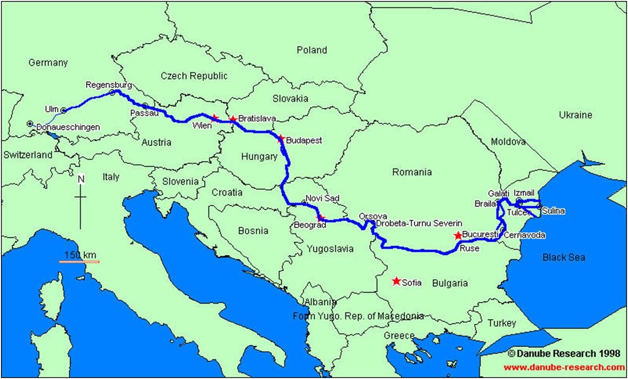 River Danube | Have Bag, Will Travel  River Danube | ...