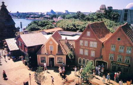 EPCOT Norway