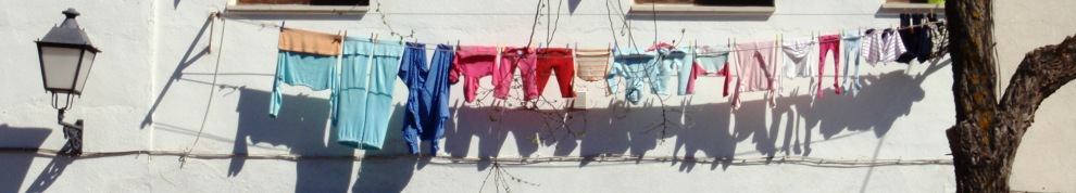 Washing Line Shadows