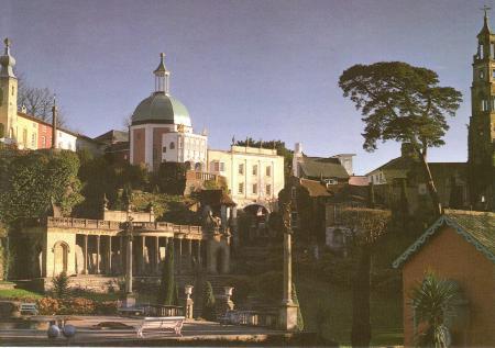 Portmerion Wales