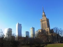 Palace of Culture Warsaw