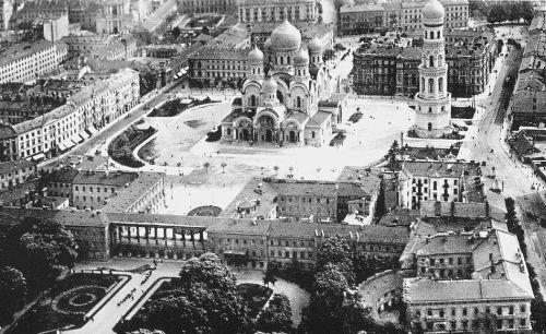 Warsaw Alexander Nevsky Cathedral 1