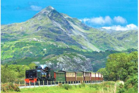 Welsh Island Railway