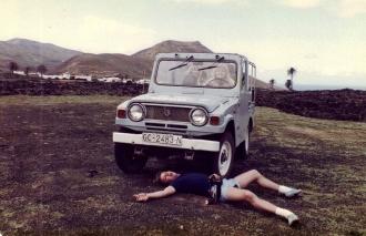 Lanzarote Car Hire