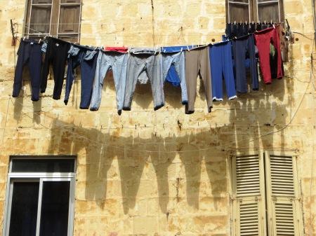 Malta Washing Lines 2