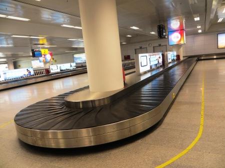 Reykjavik Iceland Lost Luggage