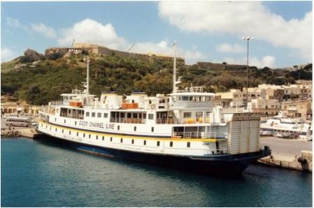 Gozo Ferry (2)