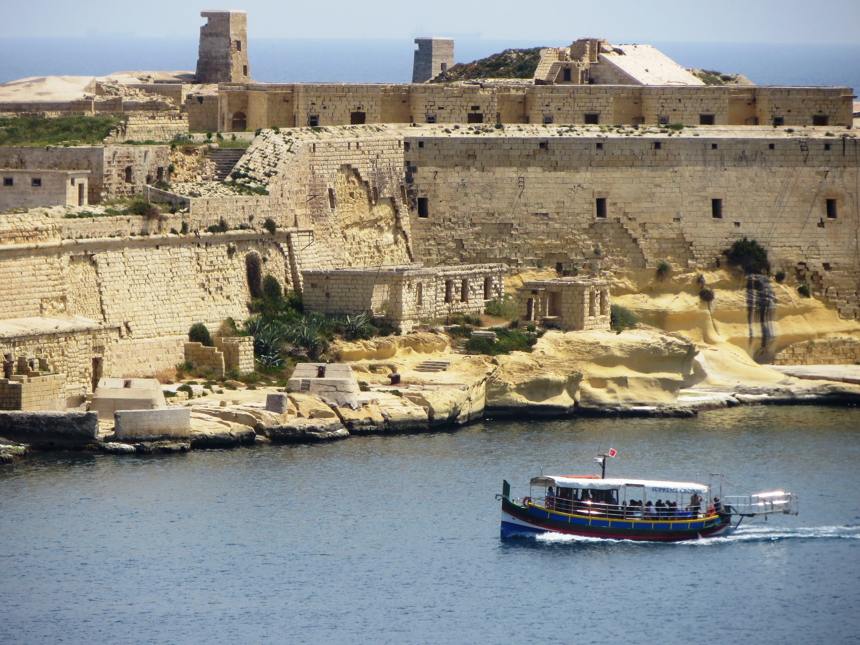 Malta, Bus Ride to Valletta | Have Bag, Will Travel