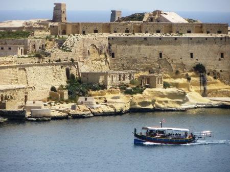 Valletta Malta Grand Harbour