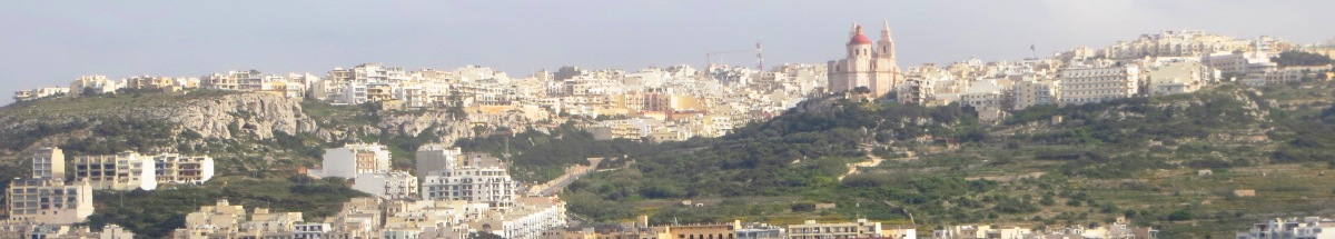 Malta, Happiness and a Walk to Mellieha