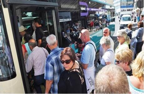 Malta Bus Chaos