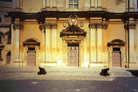 Mdina Cathedral 1