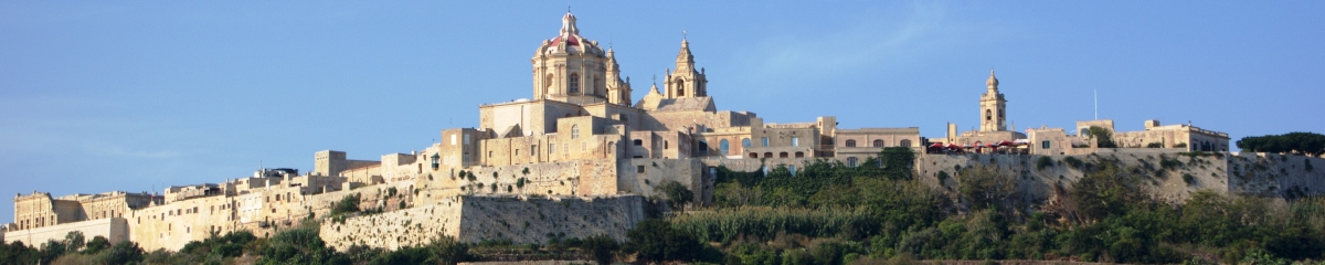 Malta, The Silent City of Mdina