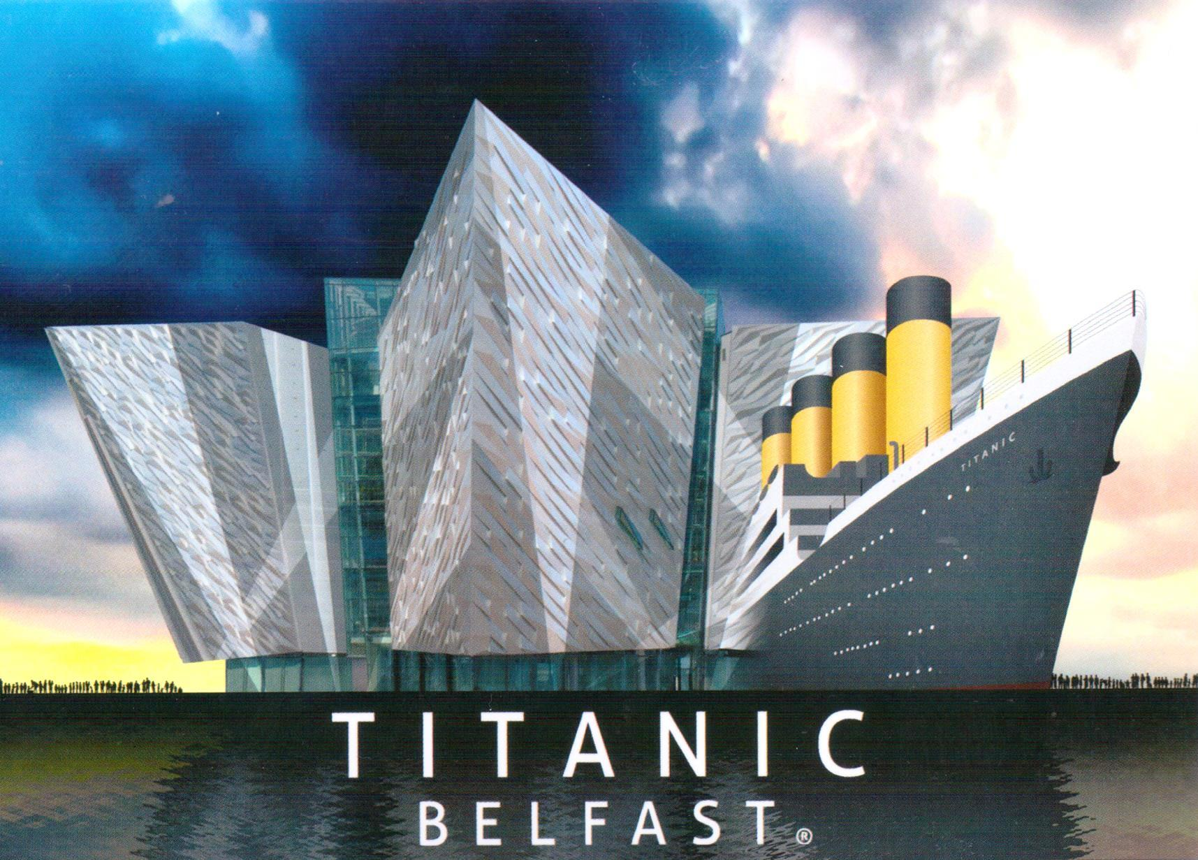 how to get to titanic belfast