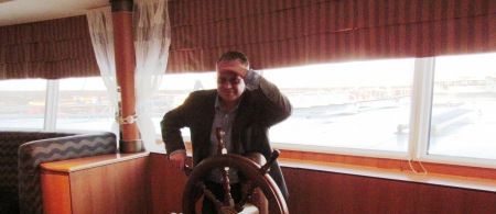 Steering the Titanic