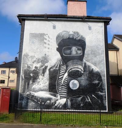 Londonderry Wall Mural