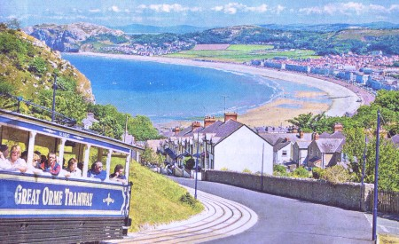 Llandudno North Wales