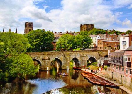 Durham Postcard