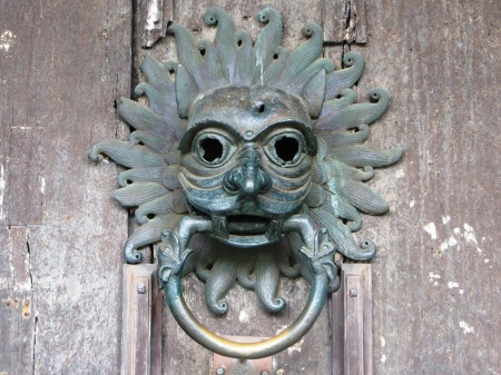 Durham Cathedral Door Knocker