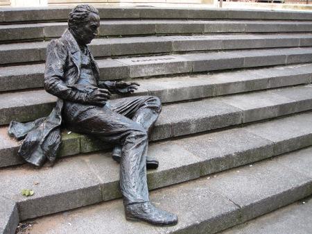 Thomas Attwood Birmingham statue
