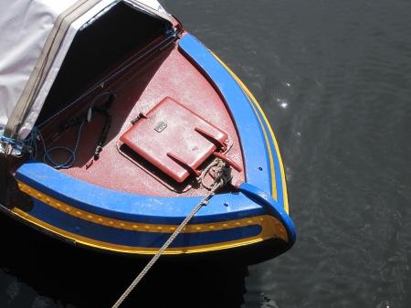 Birmingham Canal Boat