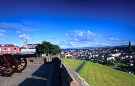 Londonderry Walled City