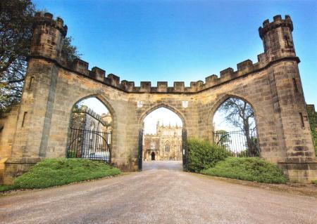 Aukland Castle Bishop Aukland Durham