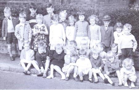 Escombe Methodist Church 1963