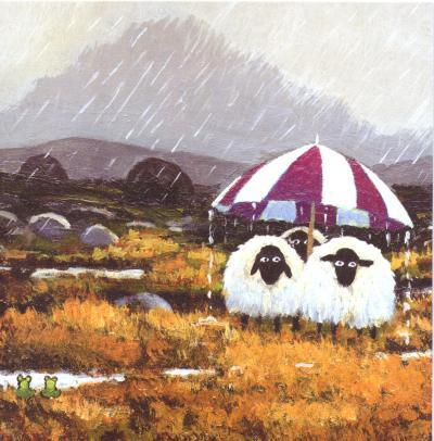Rain In Wales 1