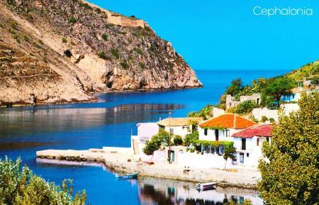 Kephalonia Greece