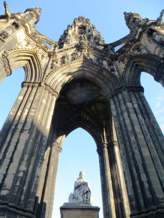Walter Scott Monument Edinburgh