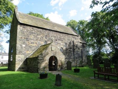 Escomb Church Bishp Aukland Durham